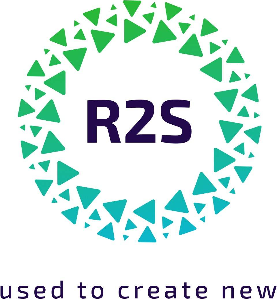 R2S return to sender logo