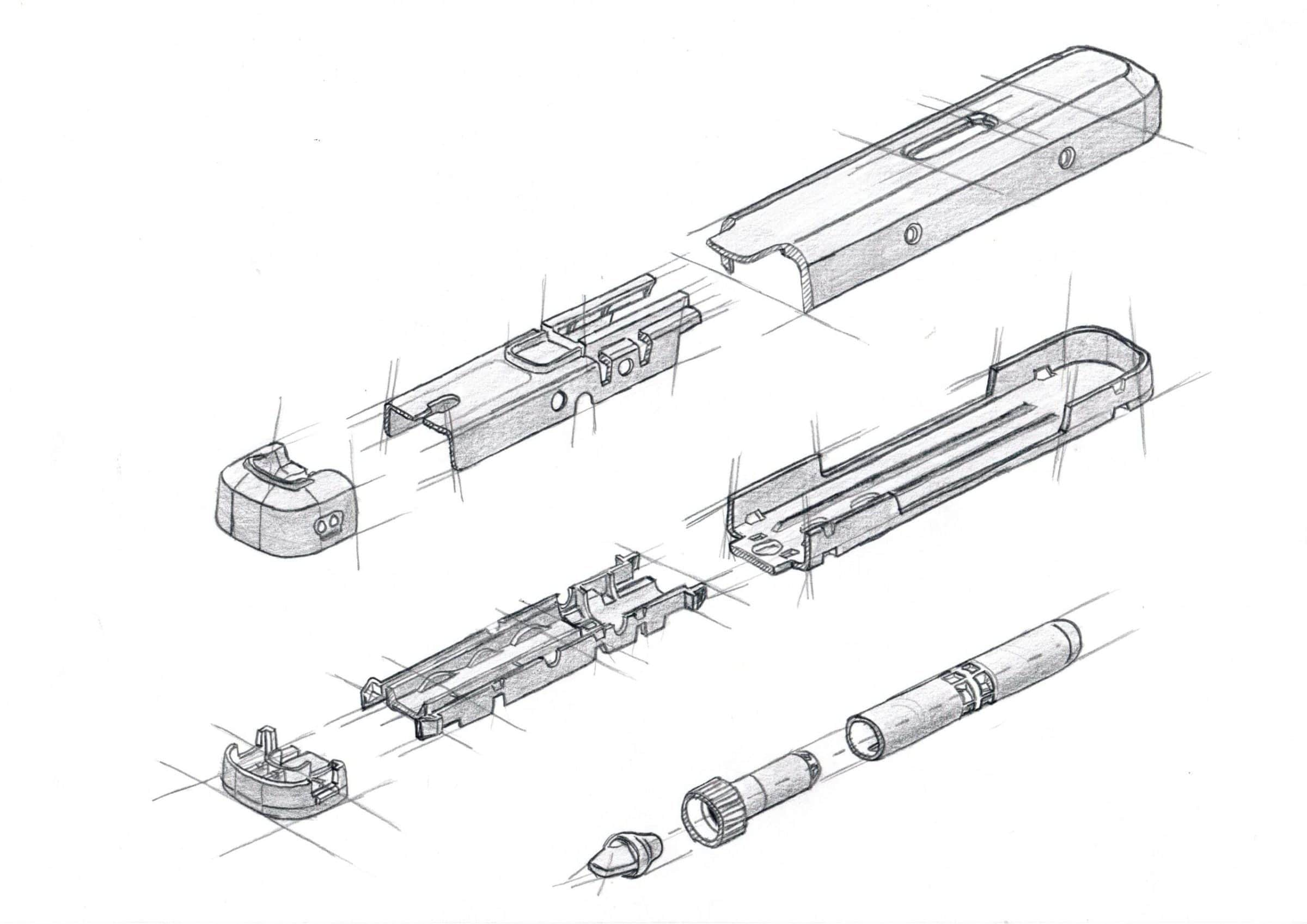Re-engineering van metaal naar kunststof