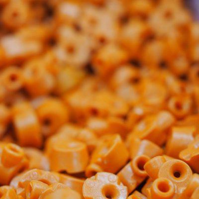 cilinder oranje