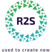 R2S logo